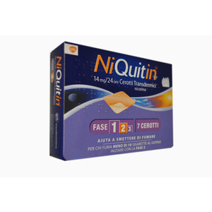 Niquitin7cer Transd 14mg/24h