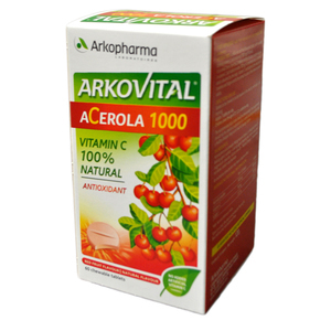 acerola 1000  Acerola 1000 Confezione Convenienza 60 compresse - Farmaself ...