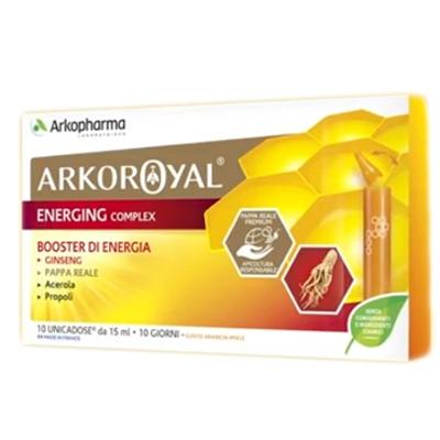 Arkoroyal Energing Complex 10flaconcini Farmaself Farmacia Online A Casa Tua Con Un Clic