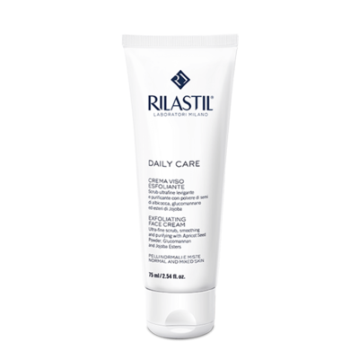 Rilastil Daily Care Crema Viso Esfoliante 75ml