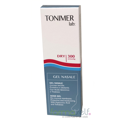 Tonimer Lab Dry 300 Gel Nasale15ml
