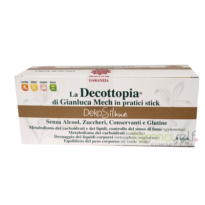 Decopocket Deco Silhue 8x30ml