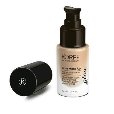 Korff Cure Make Up Glow Fondotinta Fluido Lifting 02 30ml