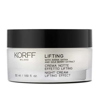 Korff Lifting Crema Viso Notte 50ml